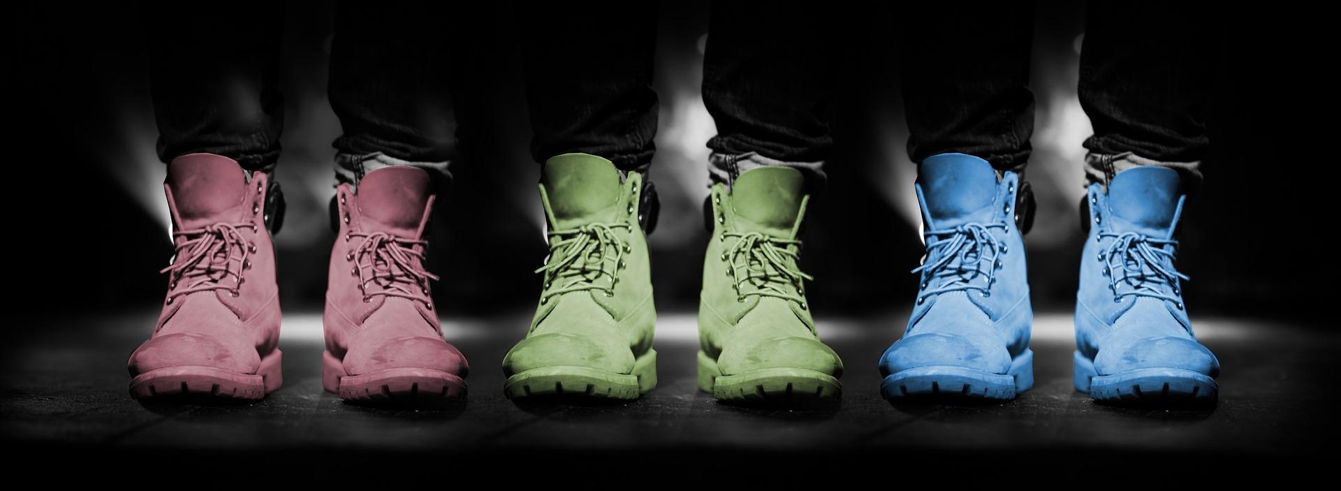 Skowolter tilbyder sko fra mange forskellige skomærker